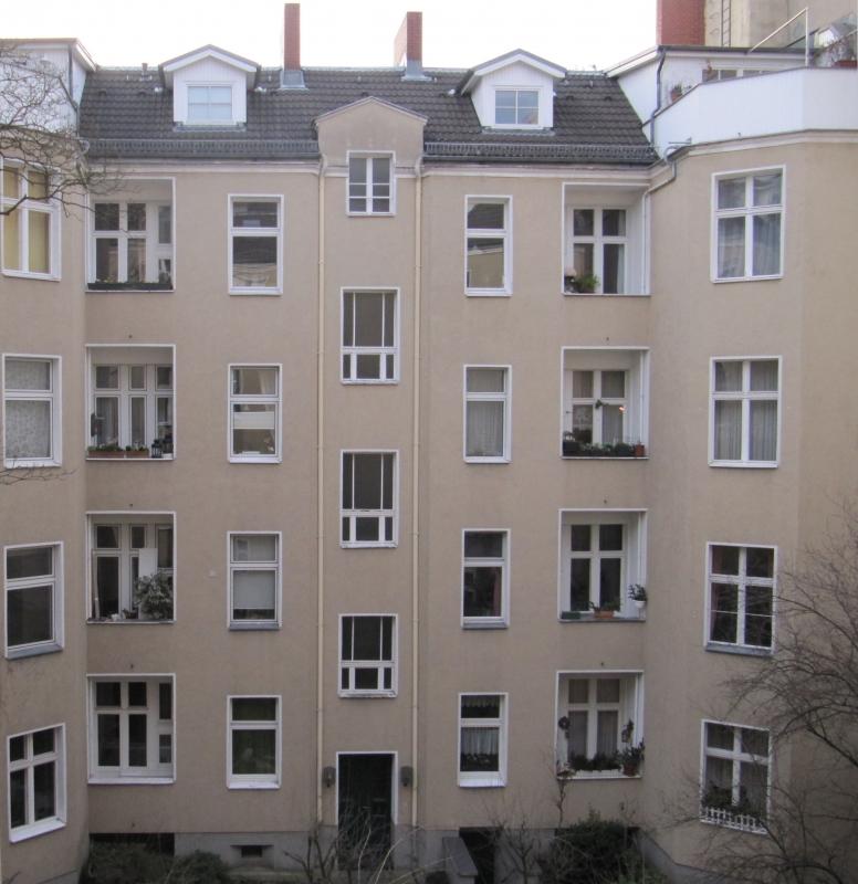 Charmante 2-Zimmer-Wohnung In Berlin-Friedenau